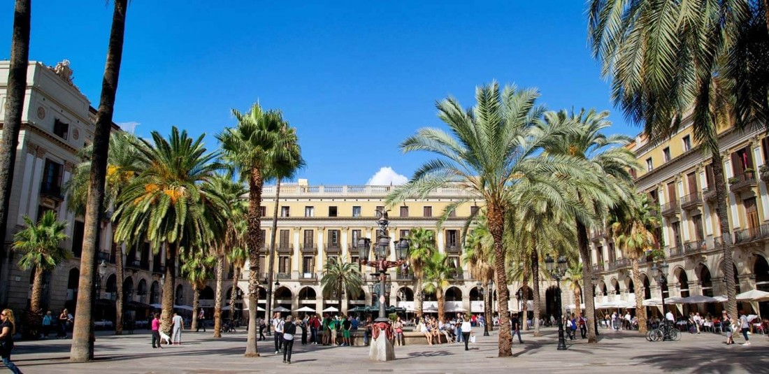 Барселона: Почивка в Барселона